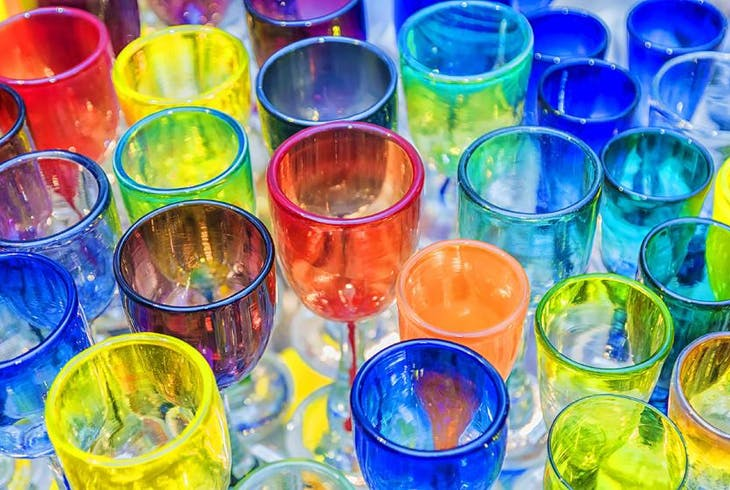 0_new Wine Glass Painting