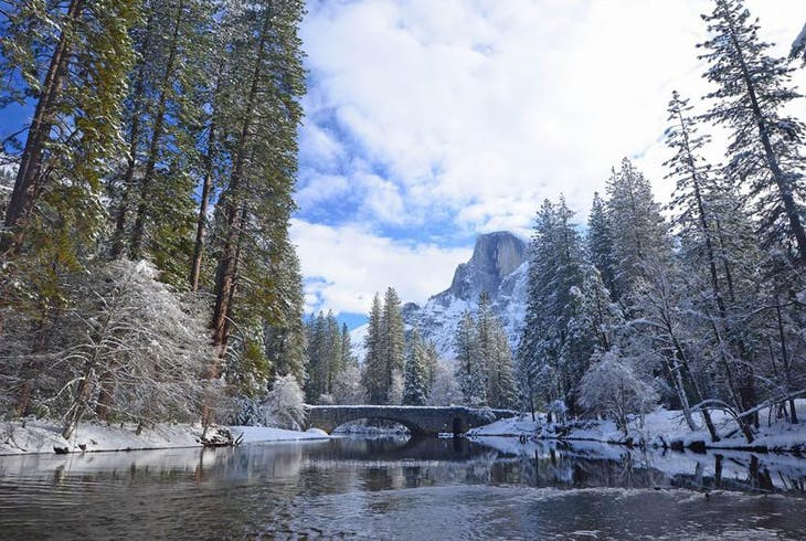 0_new Yosemite Winter