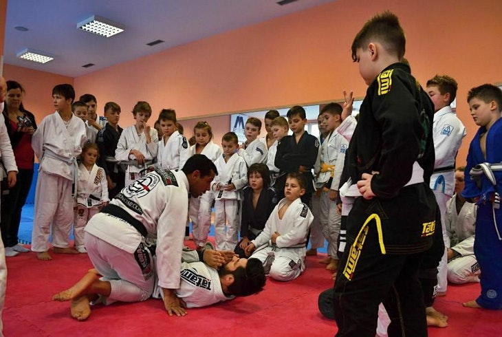 A Force Brazilian Jiu Jitsu