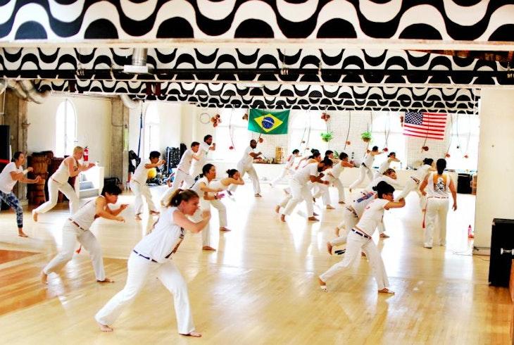 Abada Capoeira San Francisco