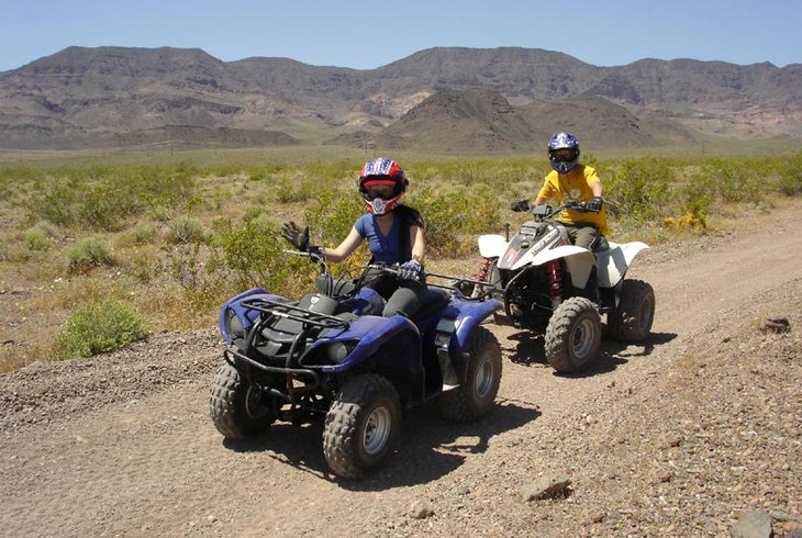 Above All Las Vegas ATV Tours And Watercraft Rentals ATV