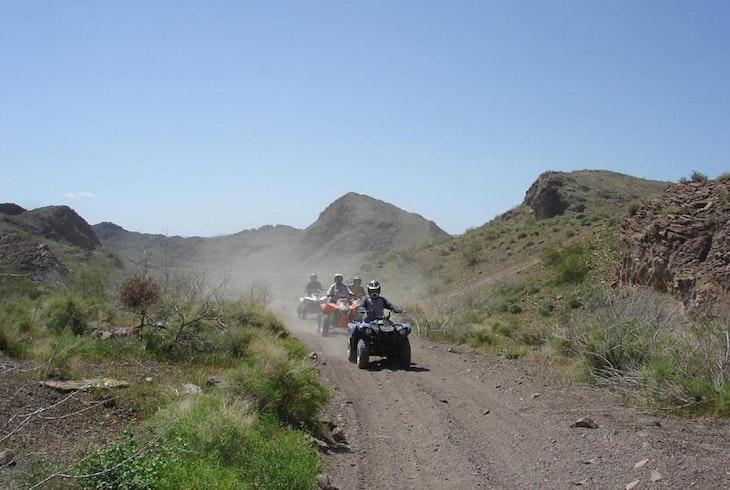 Above All Las Vegas ATV Tours And Watercraft Rentals ATV