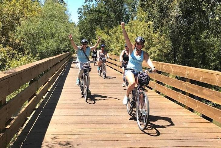 Ace It Bike Tours Santa Rosa Bike N Brew