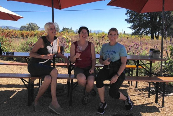 Ace It Bike Tours Sonoma Wine Country