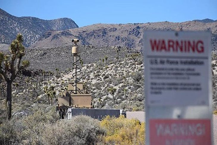 Adventure Photo Tours Area 51