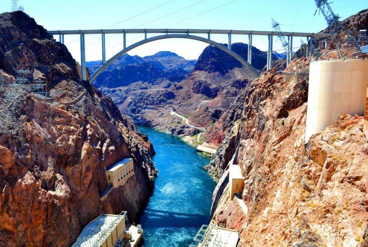 Adventure Photo Tours Hoover Dam Tour