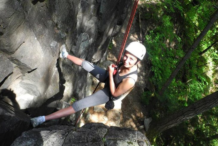 AdventureTerra Rock Climbing