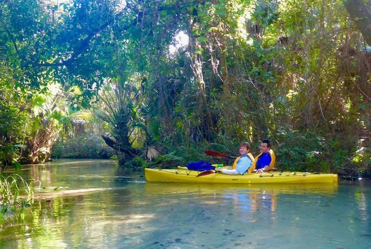 Adventures In Florida Wekiva River