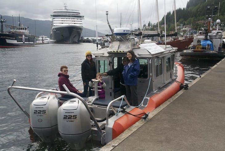 Alaska Hummer Saltwater
