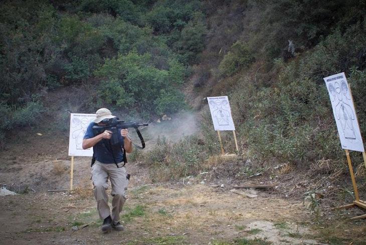 American Defense Enterprises Rifle