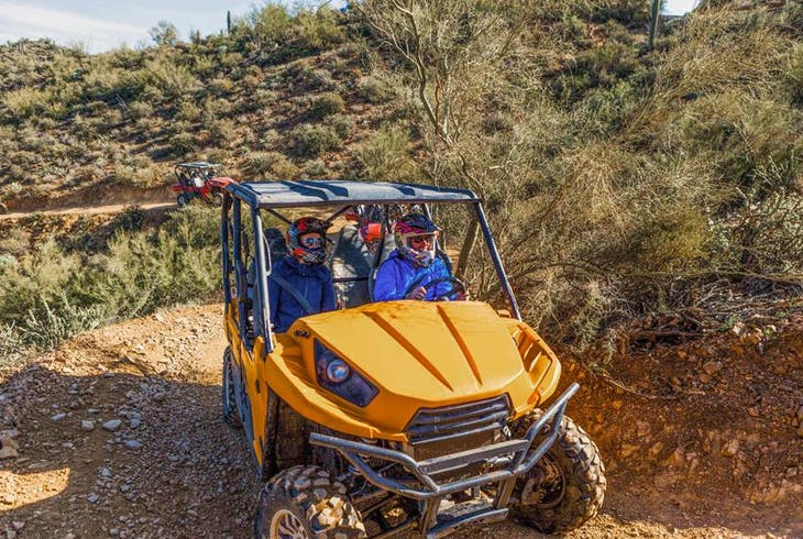 Arizona Outdoor Fun Utv