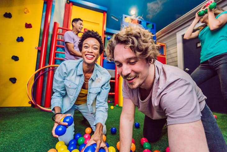Atlanta The Escape Game Playground