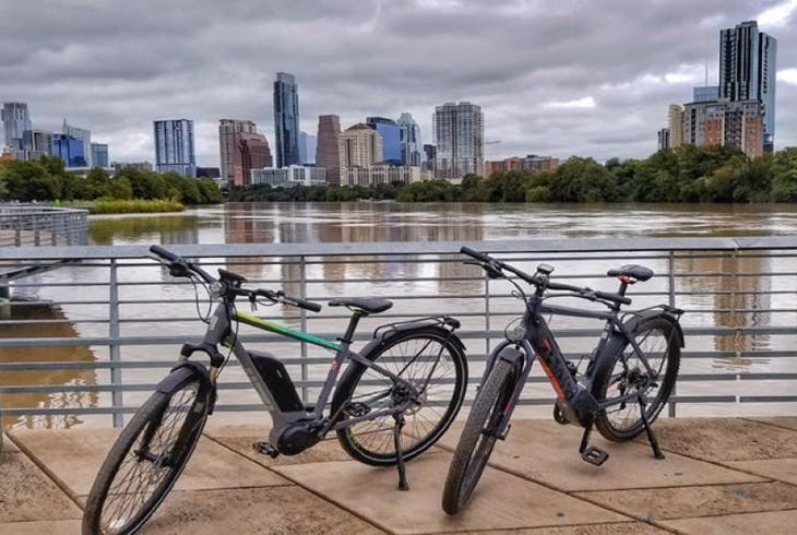 Barton Springs Bike Rentals And Tour ElectricBike