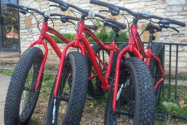 Barton Springs Bike Rentals And Tours Fat Bike