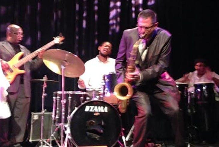 Big Apple Jazz Family Harlem