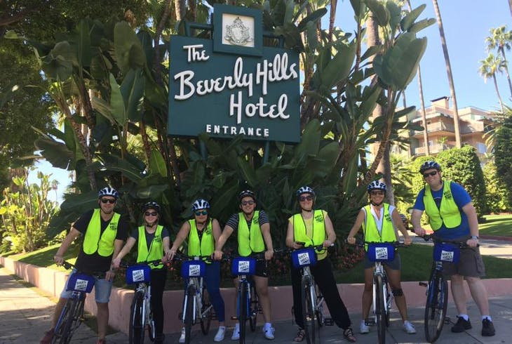 Bikes And Hikes LA Self Guided Tour