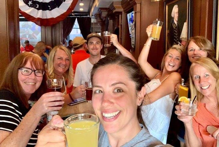 Boston Crawling Independence Pub Crawl