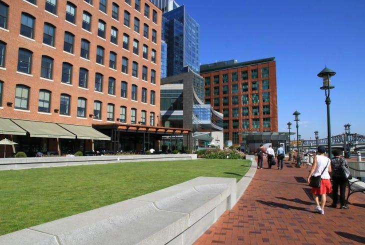 Boston Pedicab General
