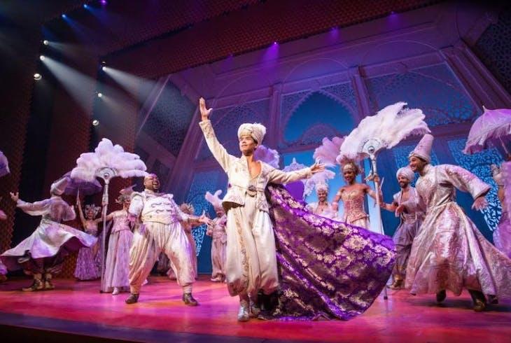 Broadway Inbound Aladdin