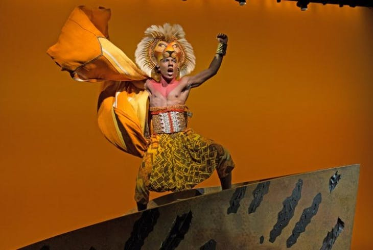 Broadway Inbound Lion King
