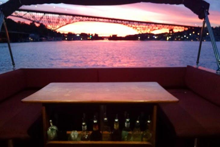 Candere Cruising Sunset Cruise