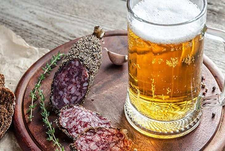 Chef Erics CulinaryClassroom Beer And Food Pairing