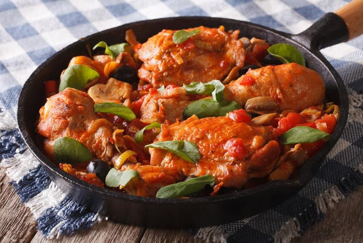 Chef Erics CulinaryClassroom Italian Cuisine