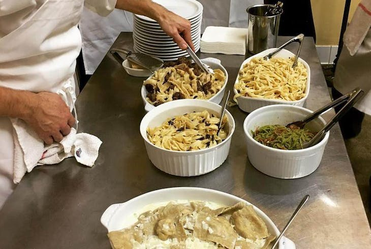 Chef Erics CulinaryClassroom Pastas And Sauces