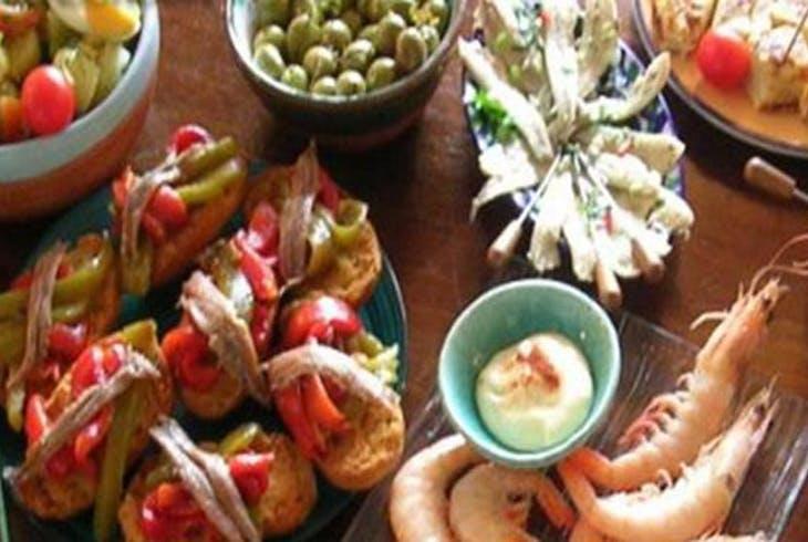 Chef Erics CulinaryClassroom Spanish Cuisine