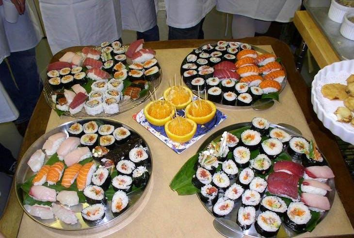 Chef Erics CulinaryClassroom SushiMaking