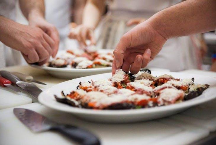 Chef Erics CulinaryClassroom Vegetarian Cuisine