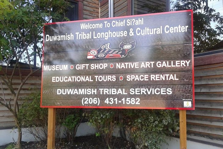 Cheryls Northwest Tours Duwamish Tribe