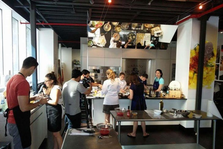 City Cooking Tao Milos