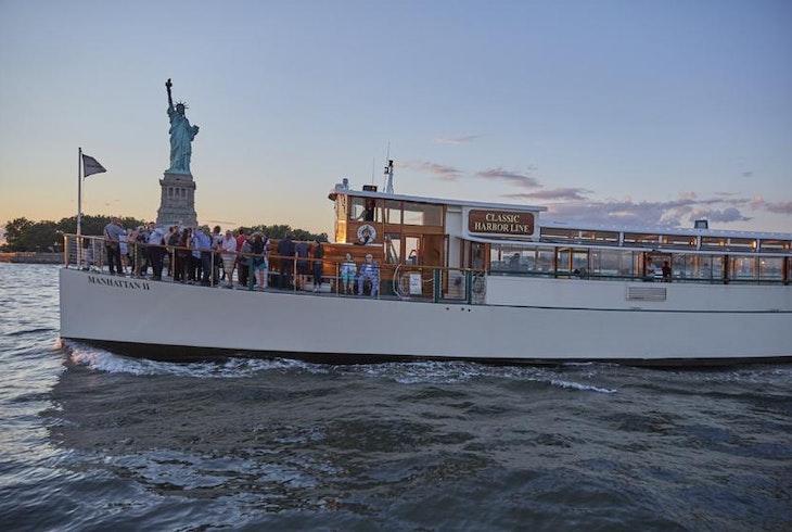 Classic Harbor Line Sunset Cruise