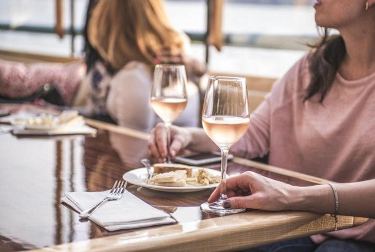 Classic Harbor Line Wine And Cheese Pairing