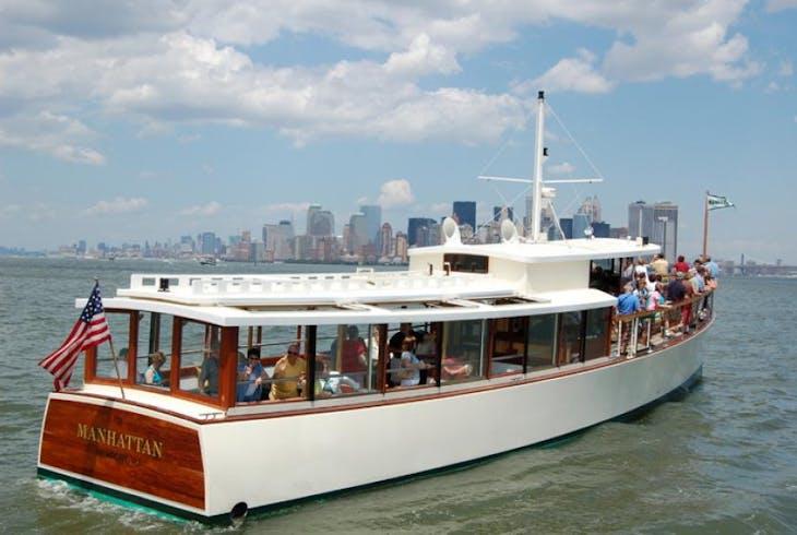 Classic Harbor Line Cruises
