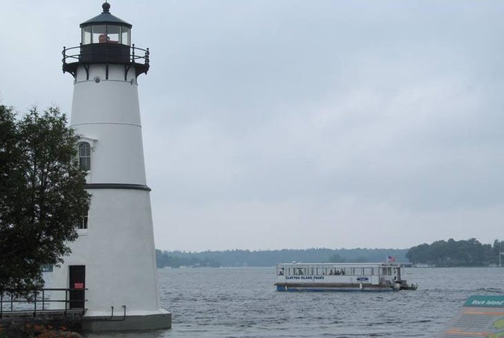 Clayton Island Tours St Lawrence River