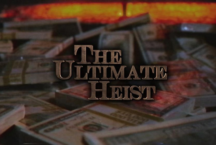 Clue Chase Ultimate Heist