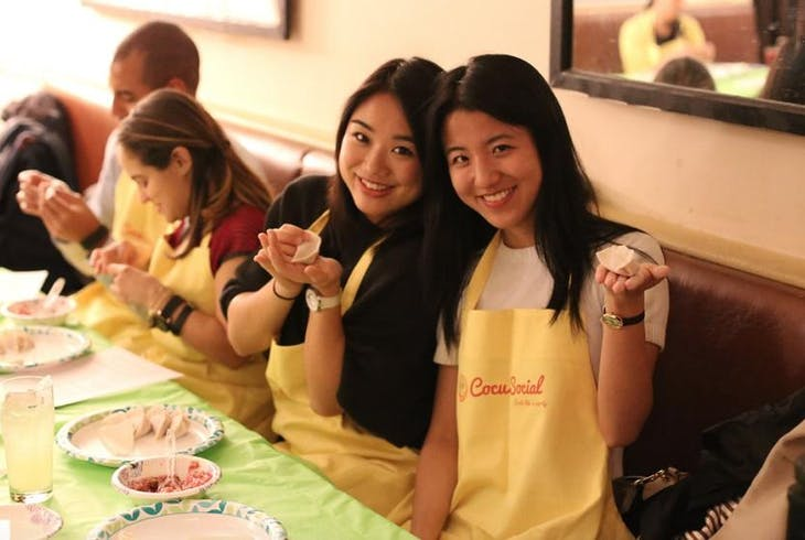 CocuSocial Dumplings Workshop