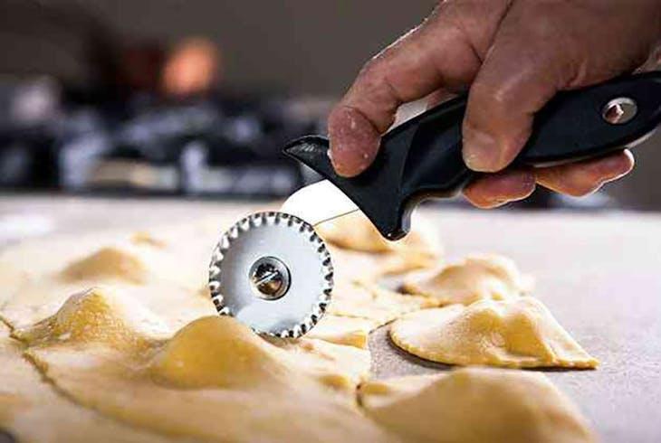 CocuSocial Handmade Ricotta Ravioli