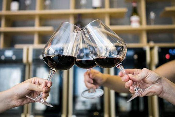 CocuSocial Wine Tasting