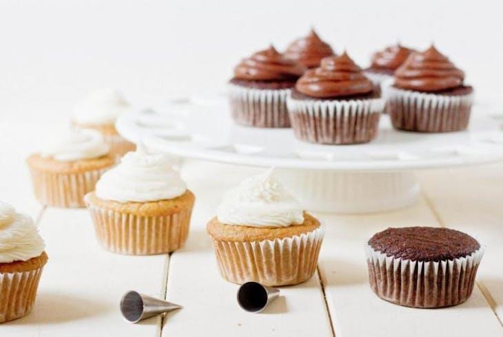 CocuSocial Cupcakes