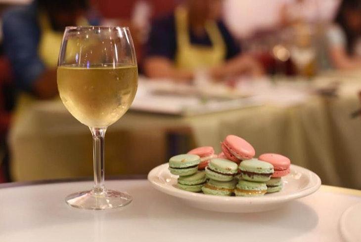 CocuSocial French Macaron