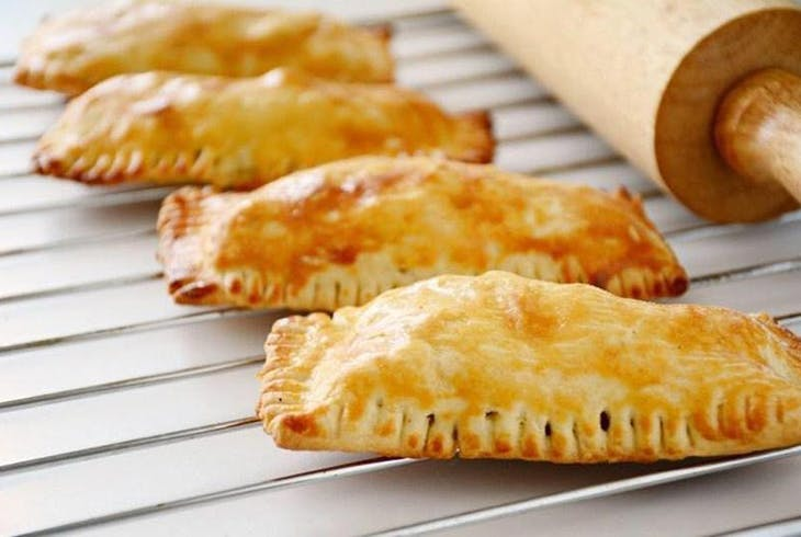 CocuSocial Greek Savory Pies