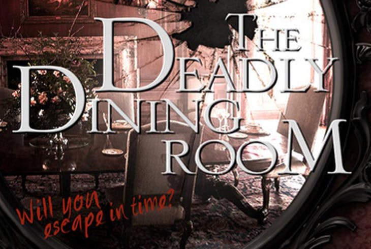 Crazy Cat Escape Room Deadly Dining Room