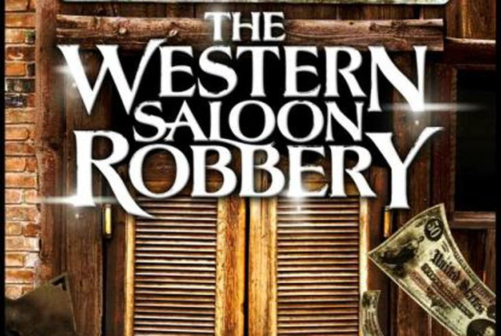 Crazy Cat Escape Room Western Saloon