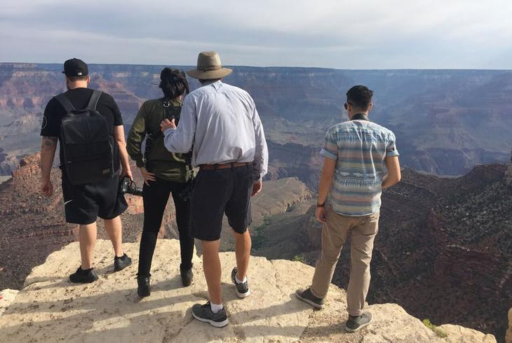 DETOURS AZ Grand Canyon Day Tour