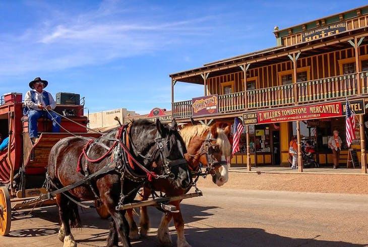 DETOURS AZ Tombstone Day Tour