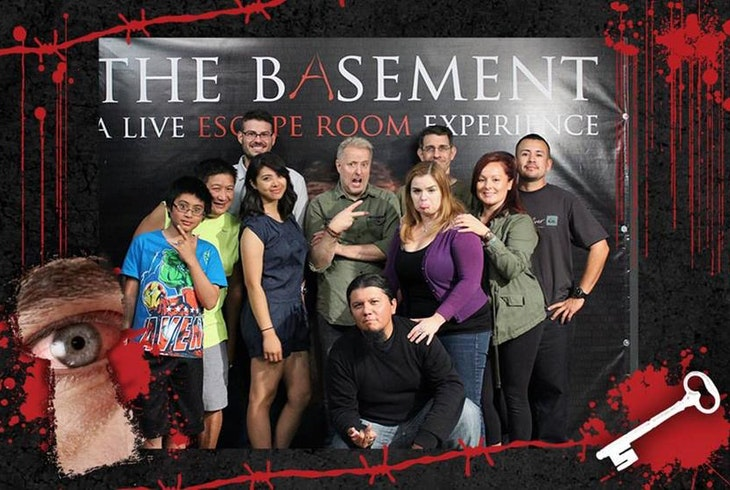 Dark House Entertainment The Basement