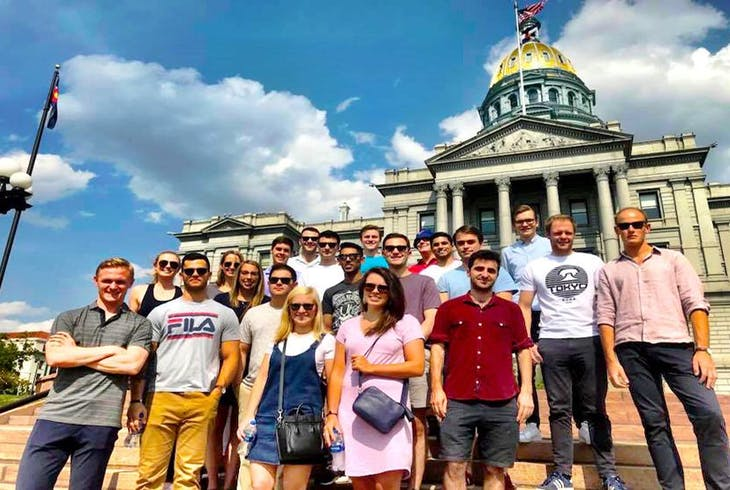 Denver Walking Tours City Walking Tour